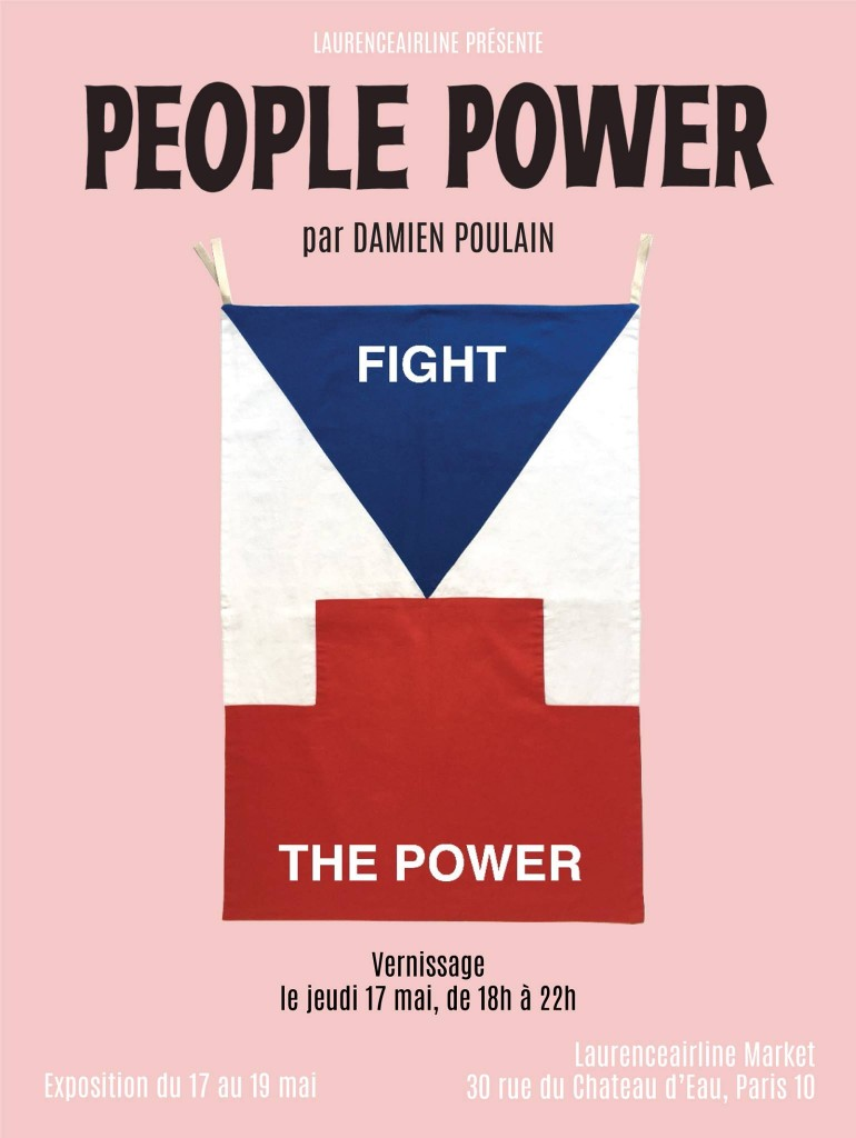 People Power by Damien Poulain